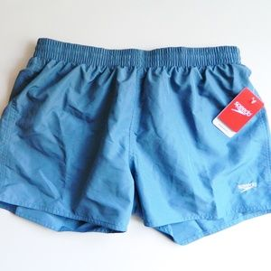 Speedo Swim Shorts Mens Fitted